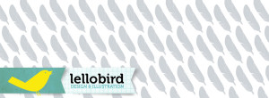 Lellobird - graphic design & illustration
