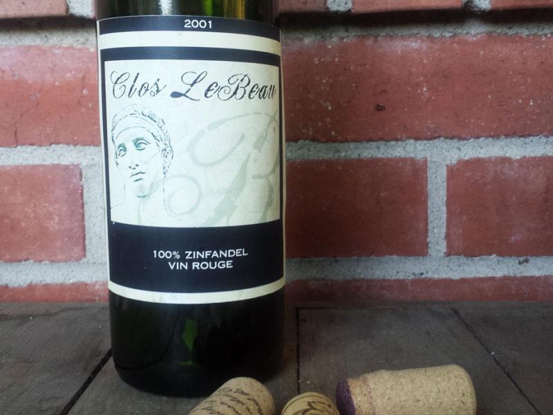 Wine label by Lellobird