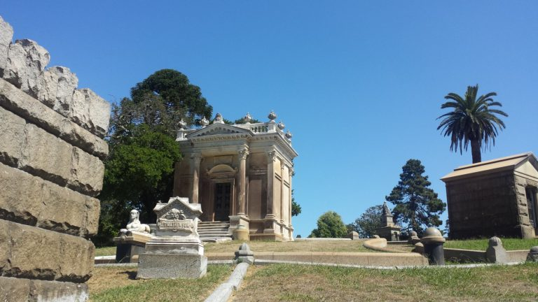 Mountain View Cemetery, Oakland CA