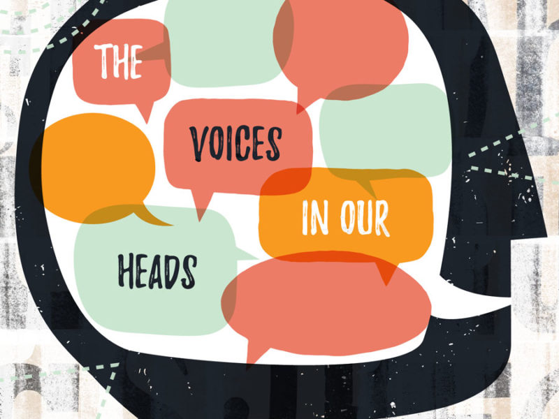 Cover art for The Voices in Our Heads podcast
